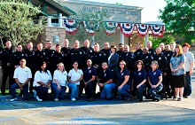 Police Department Staff